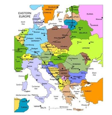 Europe_de_Est-Carte